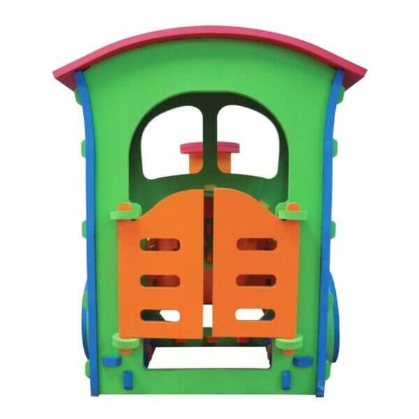 Trenulet puzzle
